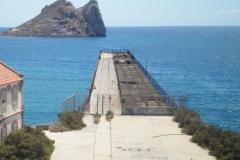 Embarcadero de El Hornillo.
