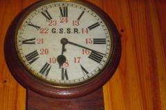 Reloj de la Compañía Great Southern Spain Railway