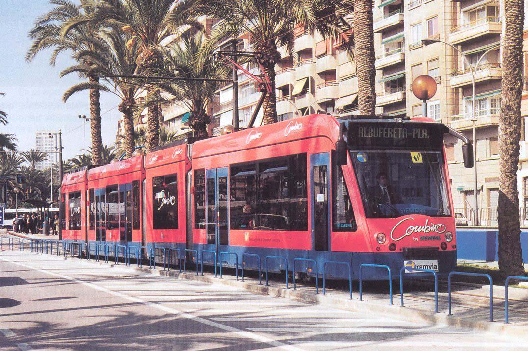 Servicios nocturnos de TRAM Alicante durante Semana Santa : Vivir ...